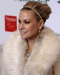 Singer Anastacia at the Women's World Awards 2009 in Vienna, Austria